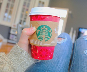 starbucks, quality, and drink image