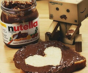 chocolate, food, and cute image