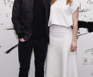 couple and lily james image