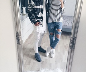 couple, goals, and life image