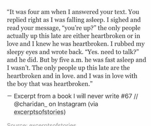 in love, not yours, and story image