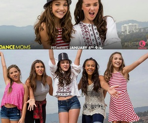 Kendall, dance moms, and nia image