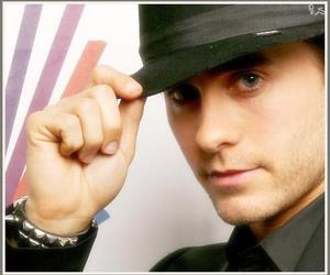 30 seconds to mars, perfect eyes, and :) image