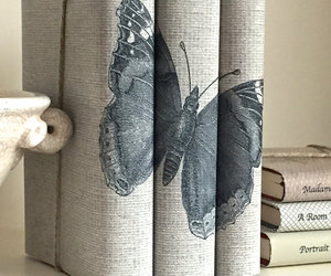 etsy, book lover, and book decor image