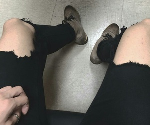 aesthetic, tumblr, and k-fashion image