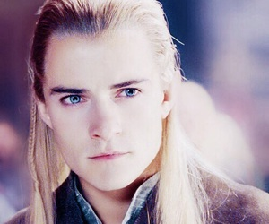 Legolas, orlando bloom, and lord of the rings image