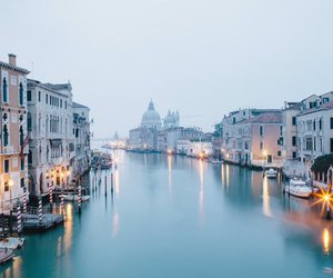 city, italy, and venice image