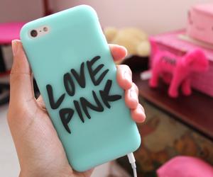 case, pink, and Victoria's Secret image