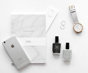 marble, rings, and watch image
