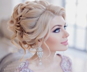 hair style and make up image