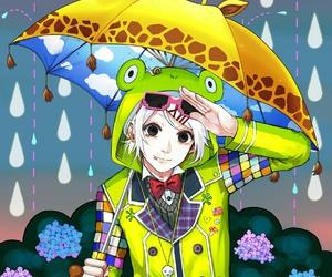 tokyo ghoul, anime, and juuzou suzuya image