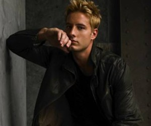 smallville and justin hartley image