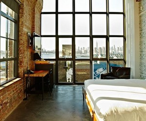chic, home, and industrial image