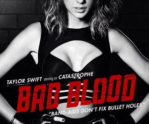 t swift, 1989 era, and bad blood music video image