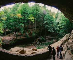 cave, nature, and travel image