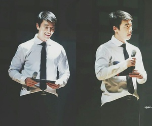 donghae, elf, and kpop image