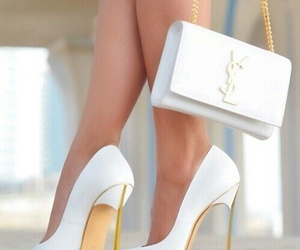 beautiful, white, and fashion image