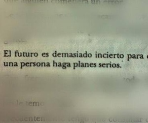 futuro, frases, and planes image