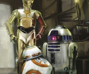 C-3PO and bb-8 image