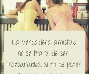 friendship, friends, and frases image