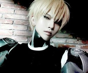 cosplay, genos, and one punch man image