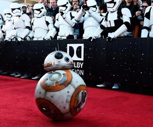 premiere, star wars, and the force awakens image
