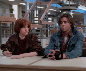 80s, The Breakfast Club, and Breakfast Club image