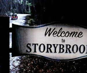 once upon a time, storybrooke, and ouat image