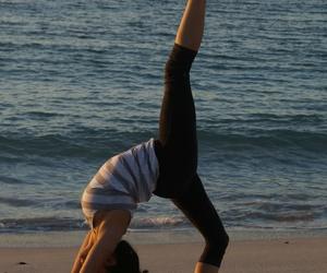fitness, gymnastics, and workout image