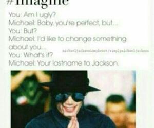 imagine, jackson, and michael jackson image