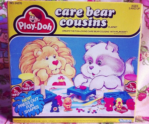 care bear and grunge image