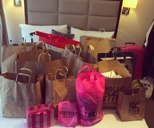 bags, forever21, and hollister image