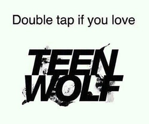 teen wolf, stiles, and series image