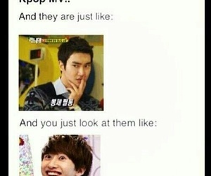 kpop, funny, and super junior image