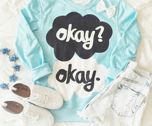 blue, okay, and the fault in our stars image