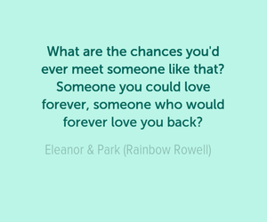 book, chances, and eleanor image