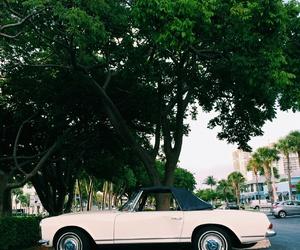 cadillac, car, and green image