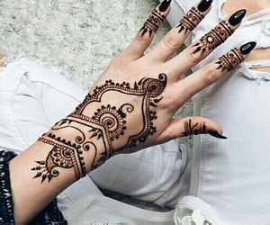 tatoos and hena image