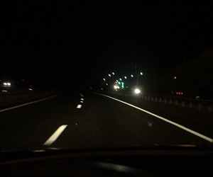 adventure, night, and driving image