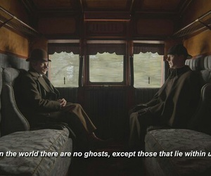 ghosts, series, and train image
