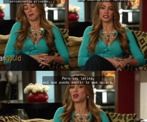 feelings, latina, and modern family image