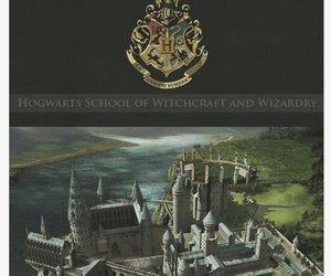 hogwarts and potterhead image