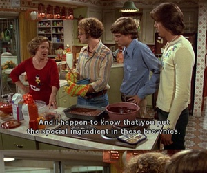 ashton kutcher, michael kelso, and that 70s show image