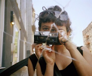 girl, photos, and vintage image