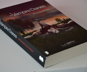 book and the vampire diaries image