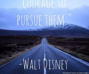 quotes, Dream, and walt disney image