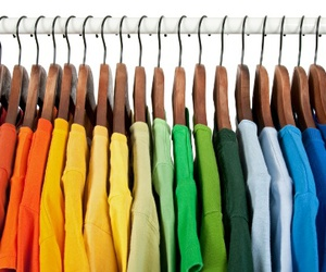 clothing and colours image