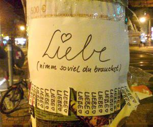 love and liebe image