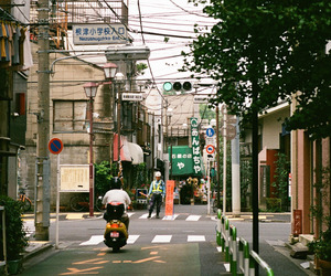 japan, street, and tokyo image