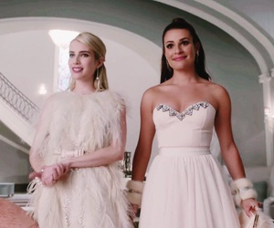 scream queens, emma roberts, and chanel's image